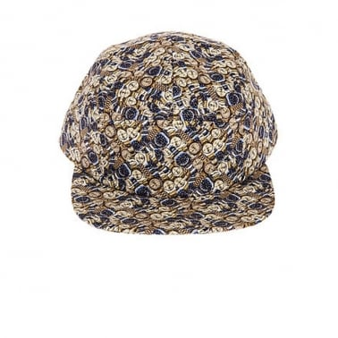 Time Piece 5-Panel - Gold