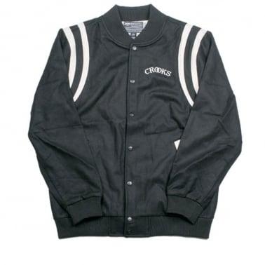 Tread On Me Jacket - Black