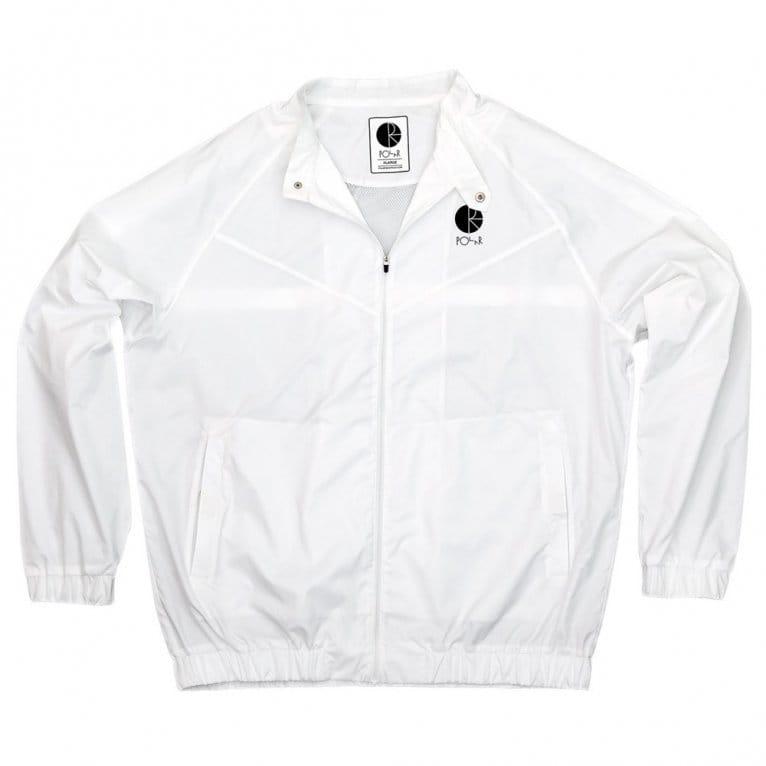 Polar Skate Co. Cyrus Jacket - White
