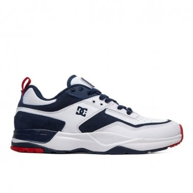 5435e19c80c E. Tribeka - White Red Blue New In. DC Shoe Co.