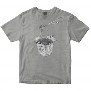 Audible T-Shirt - Heather Grey