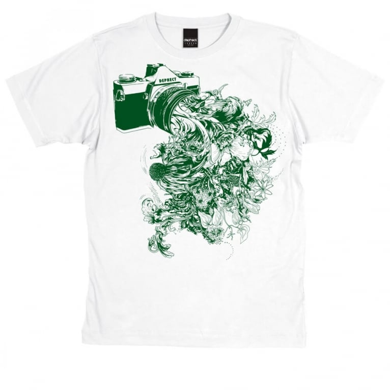 Dephect Capture T-shirt - White