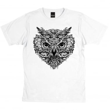 Foliage T-Shirt - White