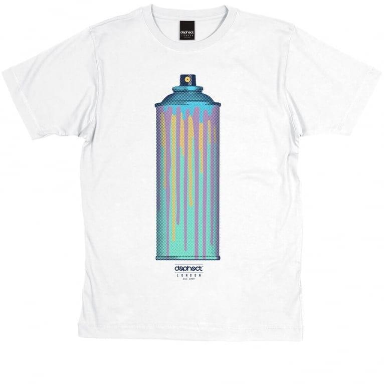 Dephect Full Colour T-shirt - White
