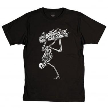 Handplant T-Shirt - Black
