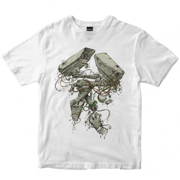 Dephect Insecure T-Shirt - White
