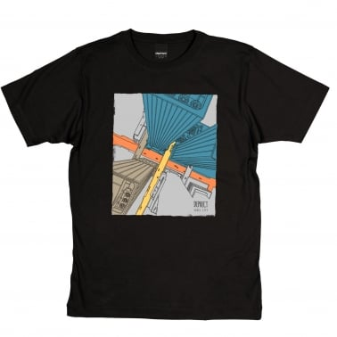 Intersection T-Shirt - Black