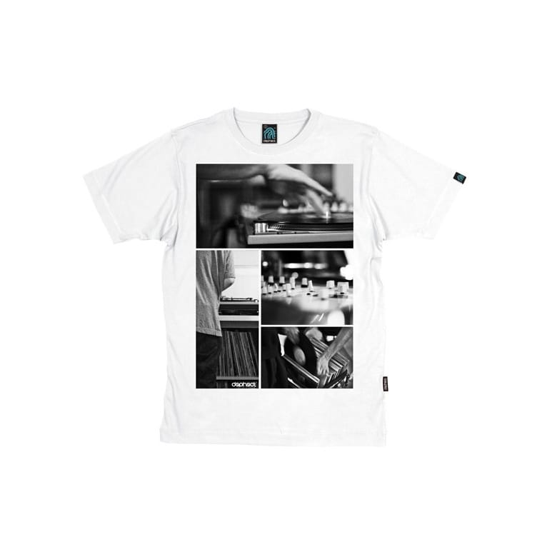 Dephect Lab Tee White