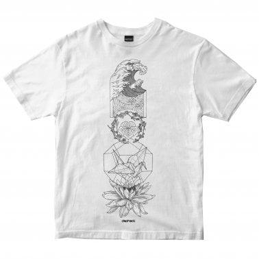 24f2fa16283 Origami T-Shirt - White