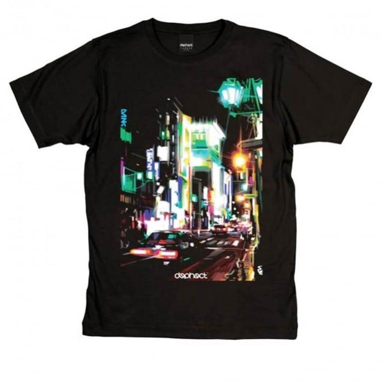 Dephect Pursuit T-shirt - Black