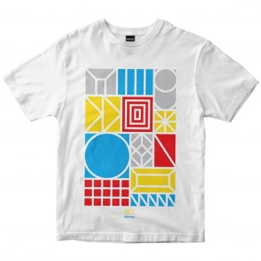 Shapes T-Shirt - White