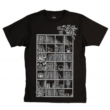 Shelves T-Shirt - Black