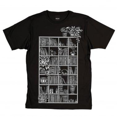 Shelves T-Shirt - Black