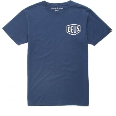 Milano Address T-shirt - Navy