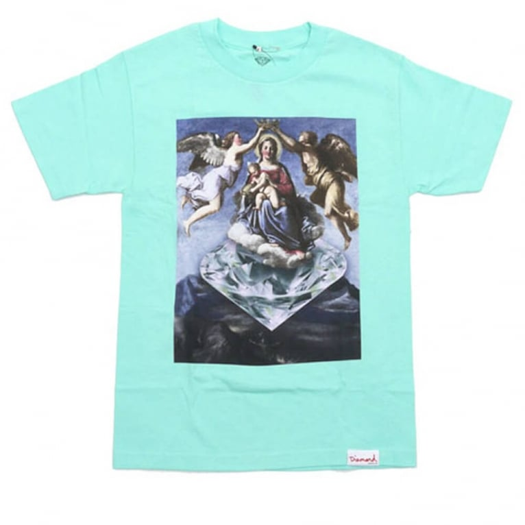Diamond Supply Co. Ascent T-shirt - Diamond Blue