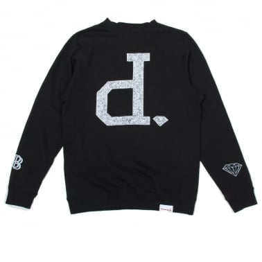 Ben Baller Un-Polo Crewneck Sweatshirt - Black