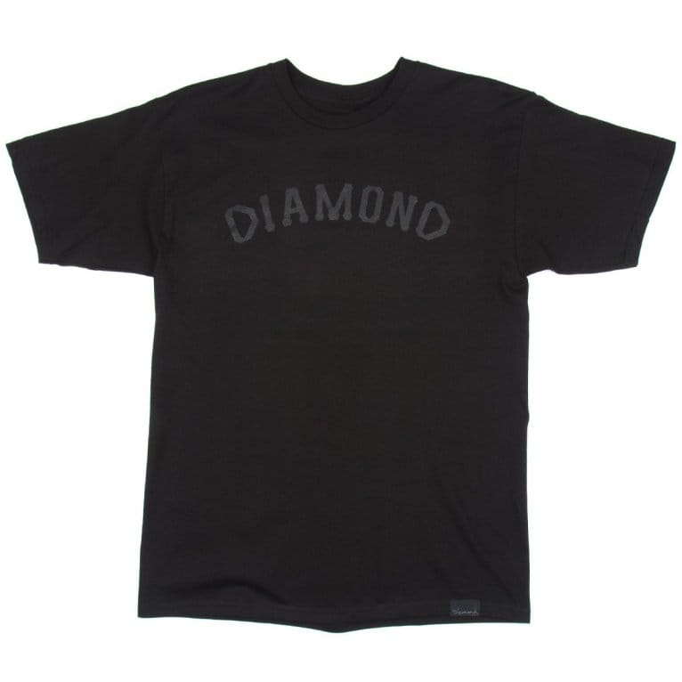 Diamond Supply Co. Blackout T-shirt - Black