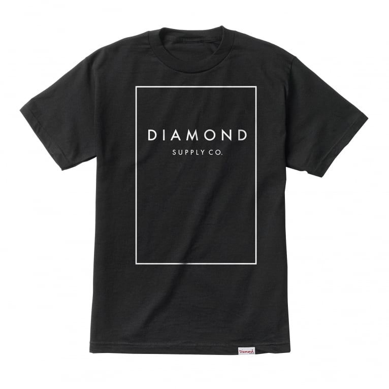 Diamond Supply Co. Boxed In Tee