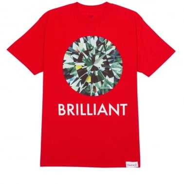 Brilliant T-shirt - Red