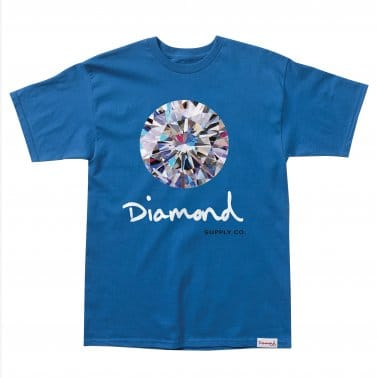 Brilliant T-shirt - Royal/Blue