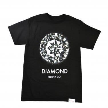 Clarity Gem T-shirt - Black