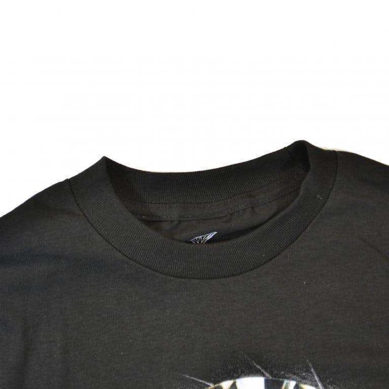 Diamond Supply Co. Clarity Gem T-shirt - Black