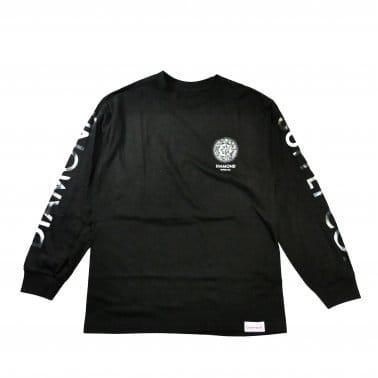 Clarity Long Sleeve T-shirt - Black