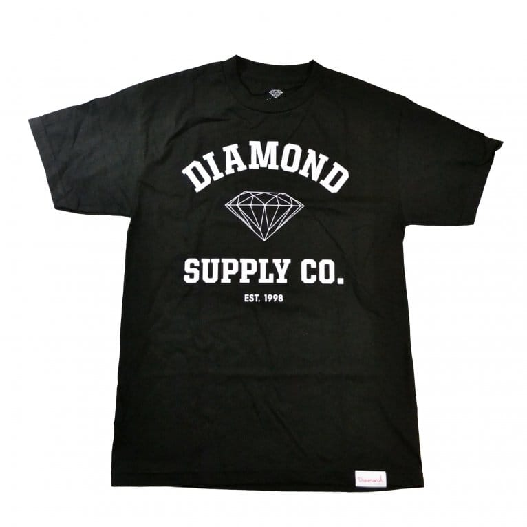Diamond Supply Co. Collegiate T-shirt