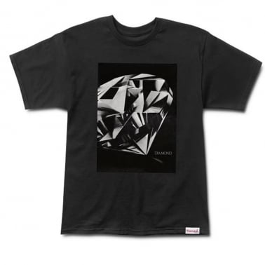 Cut T-shirt - Black
