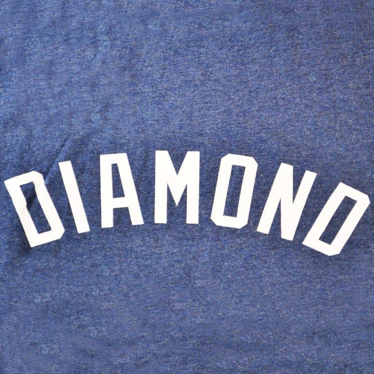 Diamond Supply Co. Diamond Arch T-shirt - Navy Heather