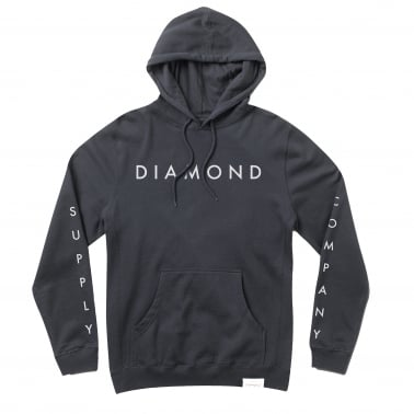 Diamond Supply Hoodie  - Navy