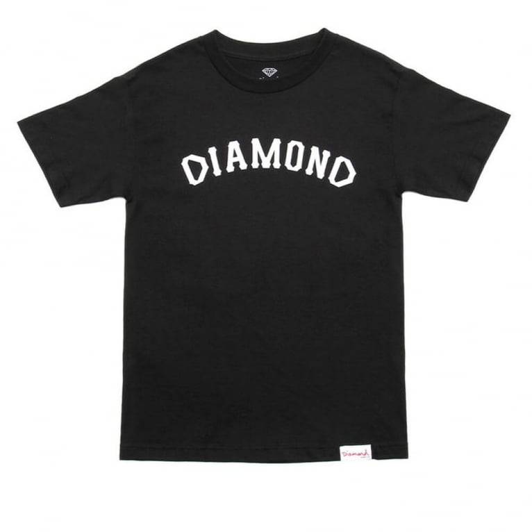 Diamond Supply Co. Dugout '98 T-shirt - Black
