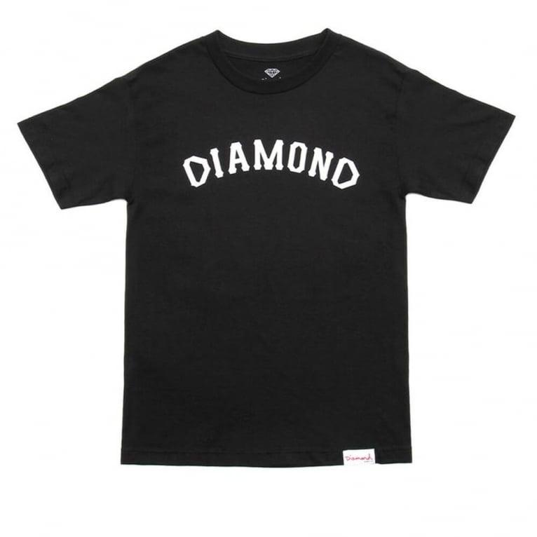 Diamond Supply Co. Dugout '98 T-shirt - Black