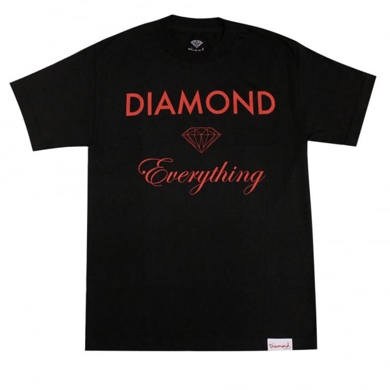 Diamond Supply Co. Everything T-shirt - Black