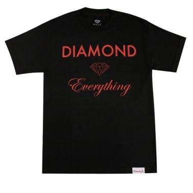 Everything T-shirt - Black