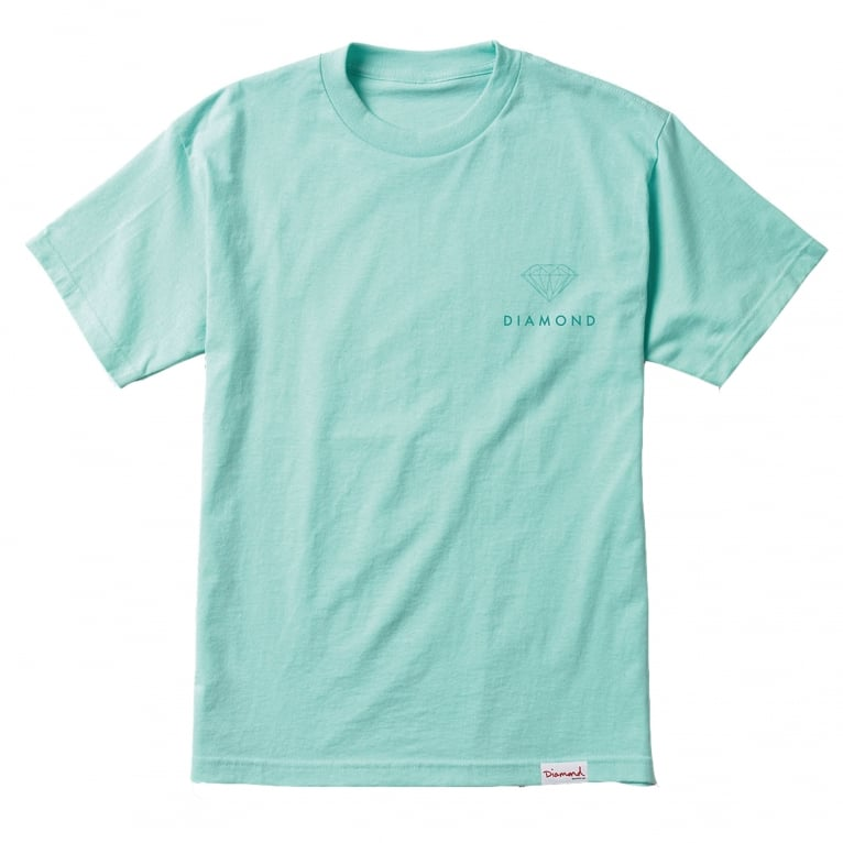 Diamond Supply Co. Futura Sign T-Shirt