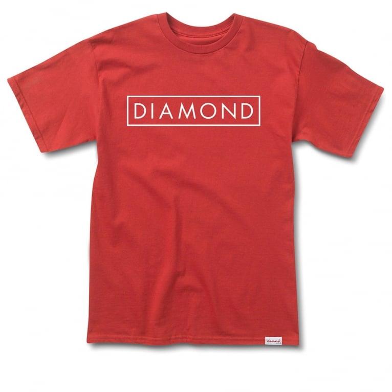 Diamond Supply Co. Future T-shirt - Cardinal Red