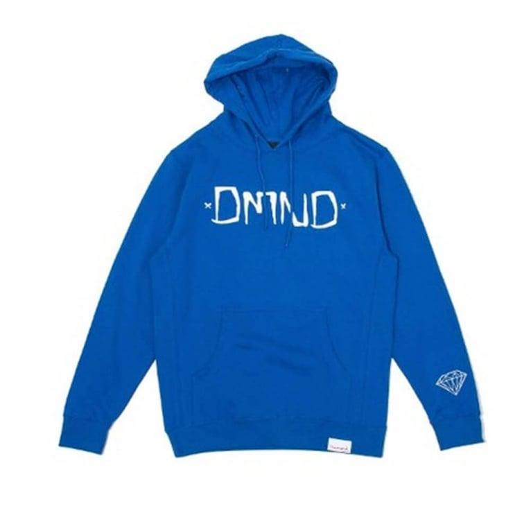 Diamond Supply Co. Gang Hoodie - Royal Blue