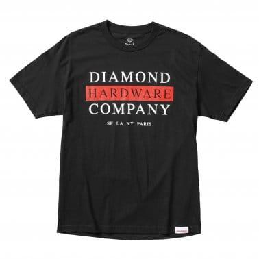 Hardware T-shirt - Black