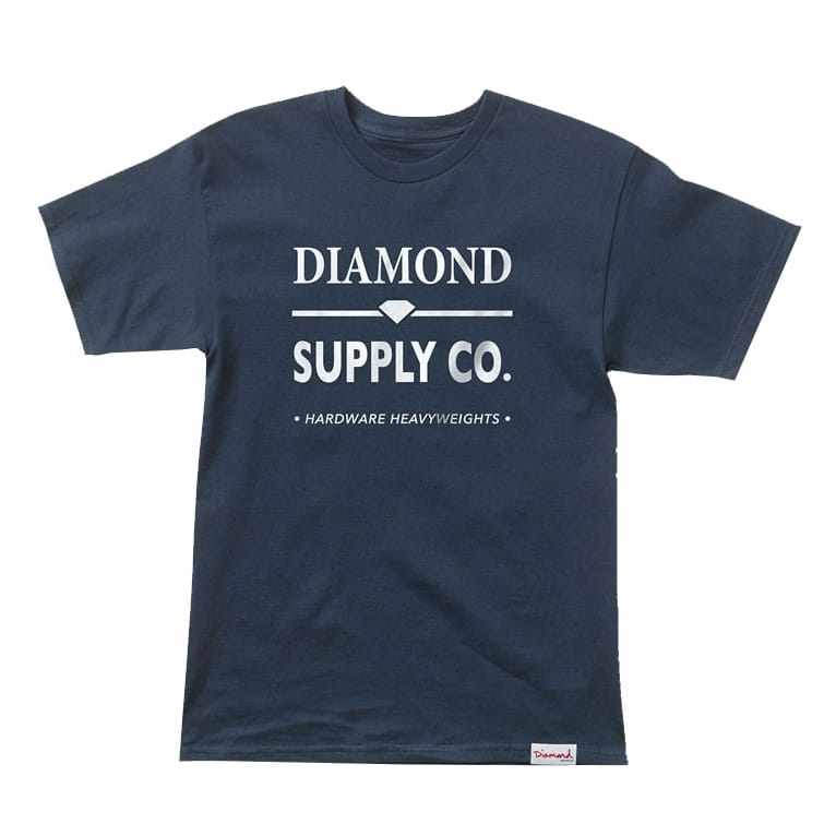 Diamond Supply Co. Hardware T-shirt - Navy