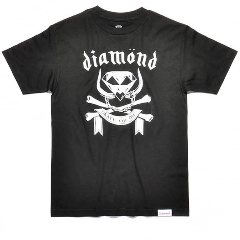 Diamond Supply Co. Head T-shirt - Black