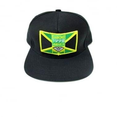 Jamaica Snapback - Black