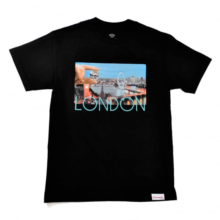 Diamond Supply Co. London Life T-shirt