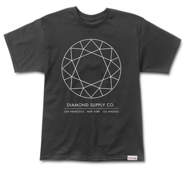 Off Top T-shirt - Black