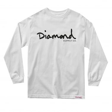 OG Script Long Sleeve T-shirt