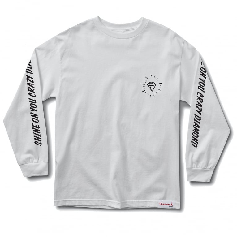 Diamond Supply Co. Outshine Long Sleeve T-Shirt