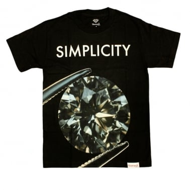 Simplicity II T-shirt - Black