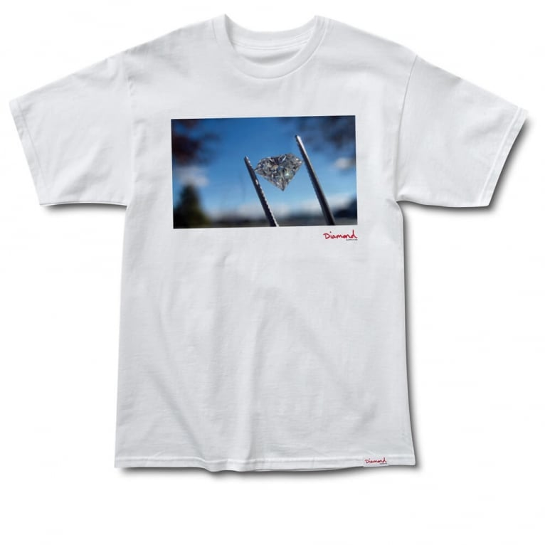 Diamond Supply Co. Sky T-shirt - White