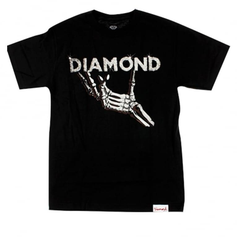 Diamond Supply Co. Styx & Stones T-shirt - Black