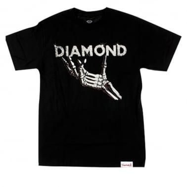 Styx & Stones T-shirt - Black